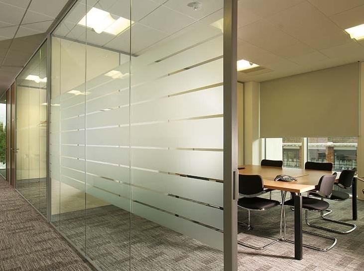 Gypsum and Glass Partition Abu Dhabi
