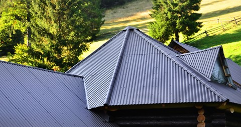 Sandwich Panels and Aluminum Panel Roofing