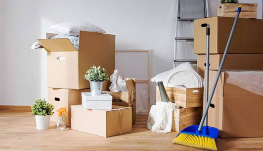 Move in and Move out Cleaning Service Abu Dhabi