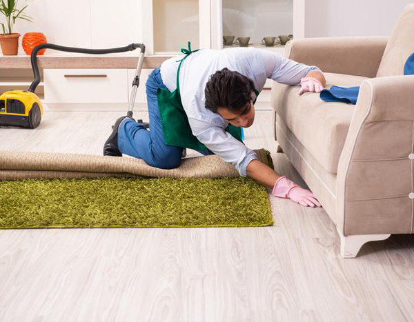 The Right Way to Deep Clean Your New Home Before Move In